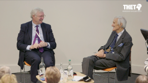 Panel Discussion Between Sir Eldryd Parry and Lord Nigel Crisp (the end of THET Conference 2018)