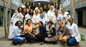 Collaboration to empower female physicians in Ethiopia